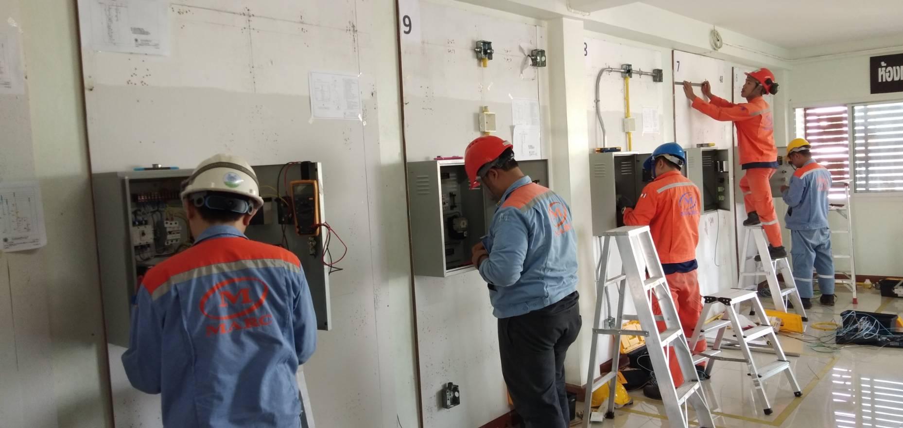 หลักสูตร ช่างไฟฟ้าอุตสาหกรรม ระดับ 1